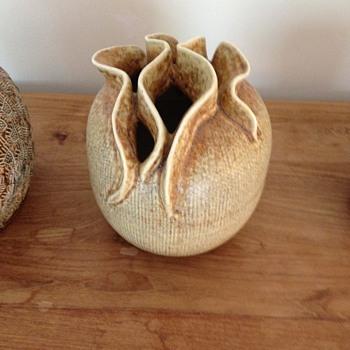 Jorgen Mogensen Biomorphic Vase - Pottery