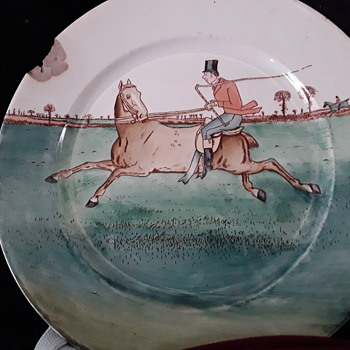 Tally Ho - Pottery