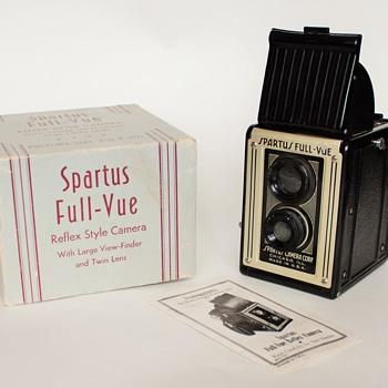 Spartus Full-Vue - Cameras