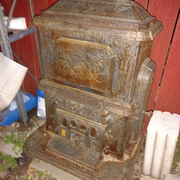 can you help i.d. this stove?