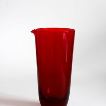 Gralglas Little Jug by Josef Stadler - Art Glass