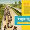 1959 - Triumph Motorcycles Sales Brochure