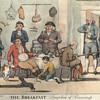 "Engravings by Henry William Bunbury (1750-1811)Symptoms of Drowsinefs"" Early XIX Century"