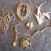 Some New Old Jewelry Flea Market Finds With More To Come! :^D