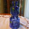 """PRACHEN GLASSWORKS """"Flora"""" VASE Designed by Frantisek Koudelka"""