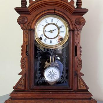 Antique Kitchen Clock - Clocks