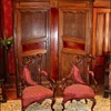 Antique Chairs & Armoire