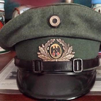 Weimar Republic Reichsheer Pioneer Visor Cap