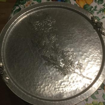 Aluminum serve ware  - Kitchen