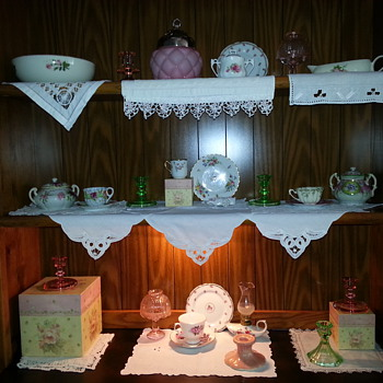 Candle Lit Tea Party? - China and Dinnerware