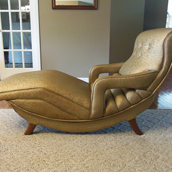 Contour Lounge Chair - Furniture