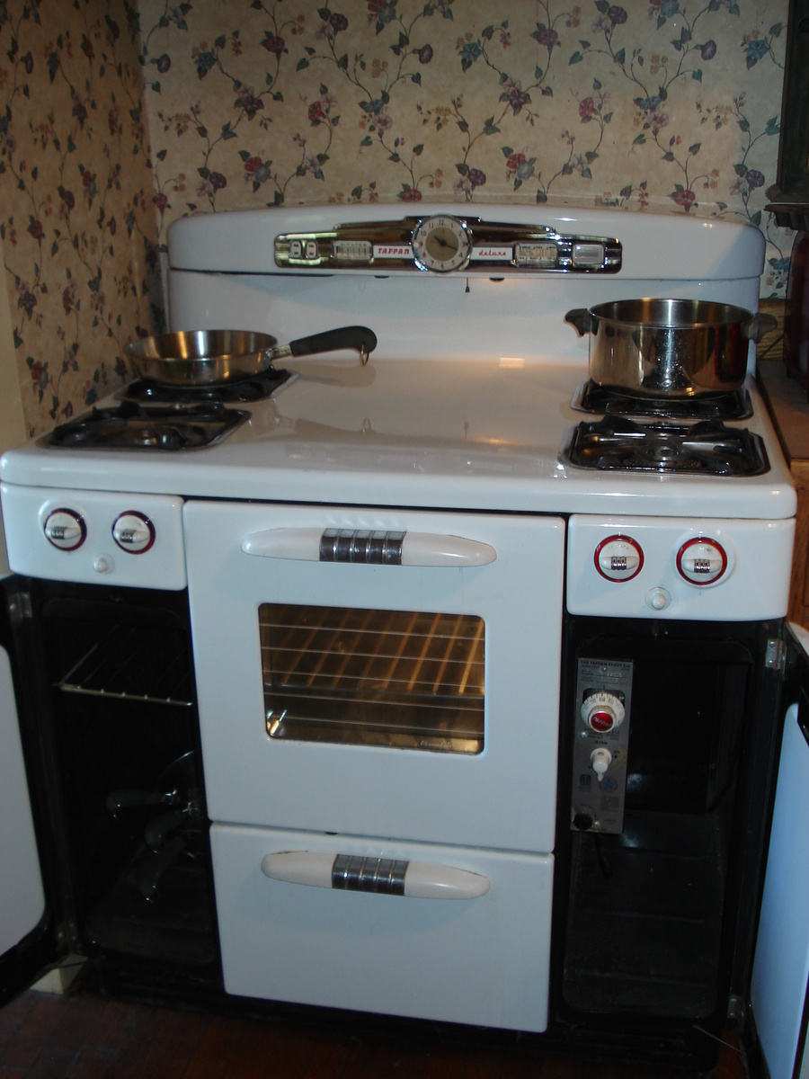 Tappan Deluxe Gas Stove Model 60 Collectors Weekly