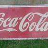 My Dad's Coca Cola sign