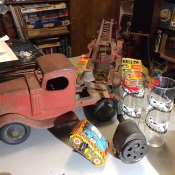 Fire Truckin  - Toys