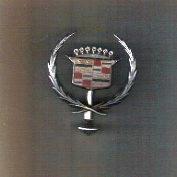 Cadillac Hood Ornament
