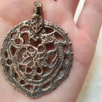 My Roman Pendant -Silver 1-4 BC  - Fine Jewelry