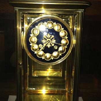 Cristal regulator clock  - Clocks