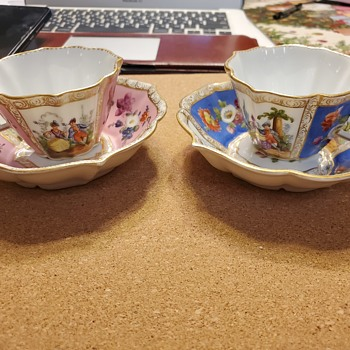 Meissen   porcelain,  is it fake or real 1720 - China and Dinnerware