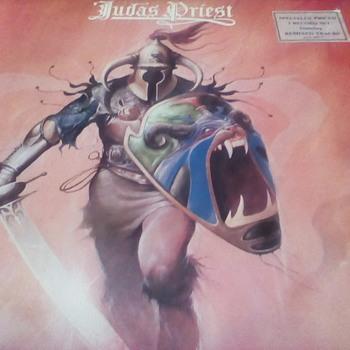 """Judas Priest """"Hero Hero"""" - Records"""