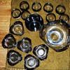 Silver Fade Barware Sets