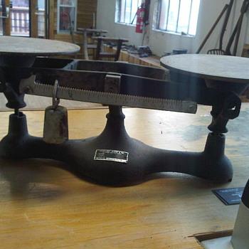 Fairbanks & Morse Co. Scale
