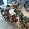 C102  1963 Honda Super Cub 50... Work in progress