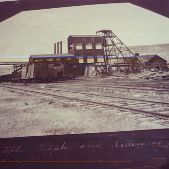 Rosedale Coal Mine - Photographs
