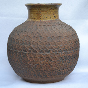 Frank Matranga large vase - Pottery