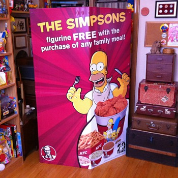 Simpsons Advertisement fun