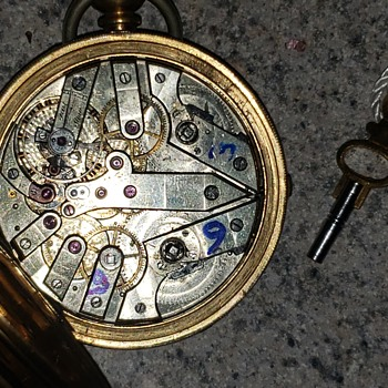 "1800s ""Locle"" Pocketwatch - Pocket Watches"