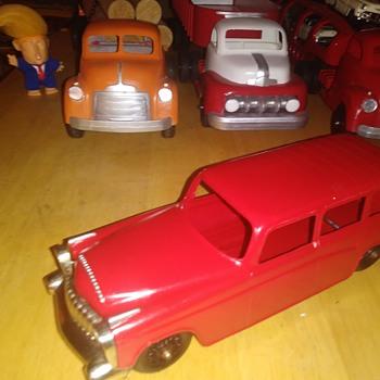 Hubley Restore - Model Cars