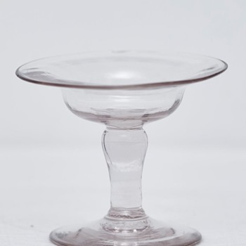 Sugar Dish, Holmegaard Glassworks (Denmark), ca. 1850 - Art Glass