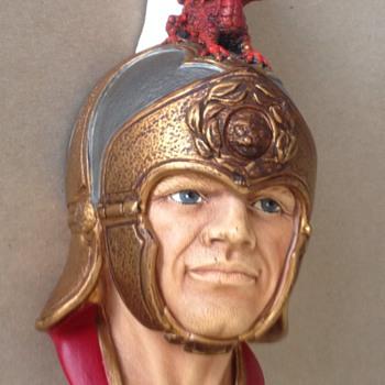 Original Bossons Heads Chalkware Figures - Figurines