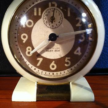 Westclox Baby Ben - Clocks