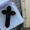 Large Onyx Cross