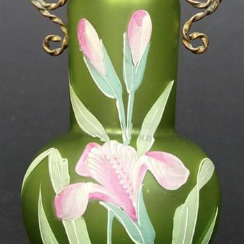 Carl Goldberg's Top Refinery in Bohemia, Glass Early 1900s - Art Glass