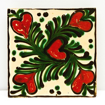 Ceramic Tiles, Kähler Pottery (Denmark), 1920 - Pottery