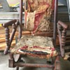 1897 rocking chair