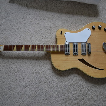1968 370F ~ A real looker - Guitars
