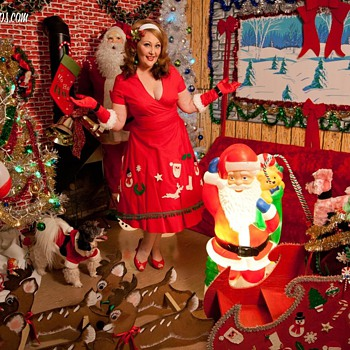 Christmas the Mid Century Modern Way