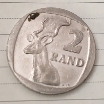 South Africa coin  - World Coins
