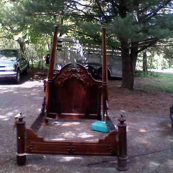 My Victorian Bed - Furniture
