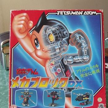 Astro-Boy, Mighty Atom, Tetsuwan Atom Deluxe Figure - Dolls