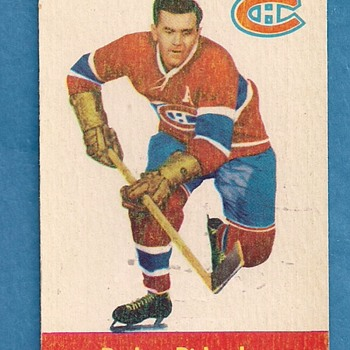 """The Rocket"" Maurice Richard 1955 Parkie"