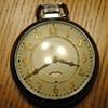 1957 E Ingraham Sentinel Pocket Watch