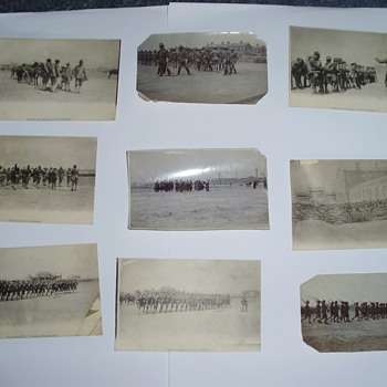 US 15th infantry 1911 Tientsin China - Postcards