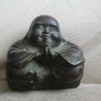 bronze buddah