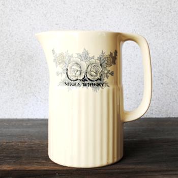Whisky Jug Pitcher - Pottery