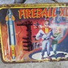 Fireball XL 5 Metal Lunch Box