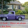 My 1949 Ford Truck - Low rider